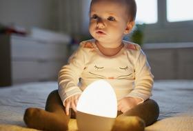 Варианты освещения в детскую