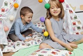 Мягкие и удобные коврики Бомбон
