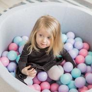 Детский сухой бассейн: лучшая игровая зона дома!