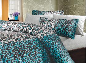 """Комплект постельного белья """"ADRIANA"""", синий"""