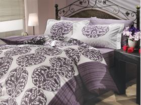"""Комплект постельного белья  """"BELINDA"""", лиловый"""