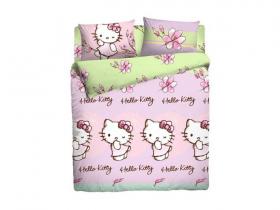 """Комплект постельного белья """"Hello Kitty"""""""