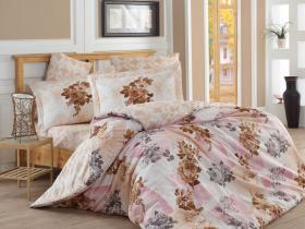 """Комплект постельного белья  """"ELVIRA"""", св.розовый"""