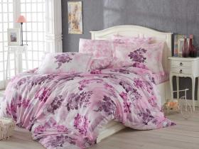 """Комплект постельного белья  """"ELVIRA"""", лиловый"""