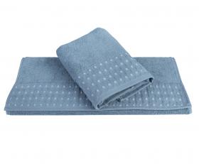 """Махровое полотенце """"MARSEL"""", синий"""