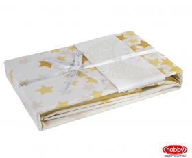 """Комплект постельного белья """"STAR'S"""", жёлтый"""