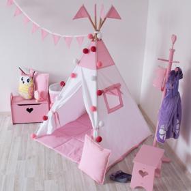 """Вигвам детский """"Simple Pink"""""""