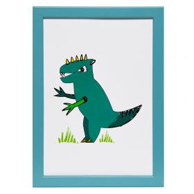 Постер T-Rex