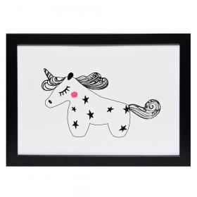 Постер Black Unicorn