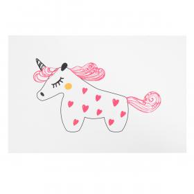 Открытка Pink Unicorn