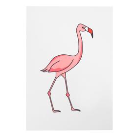 Открытка Flamingo