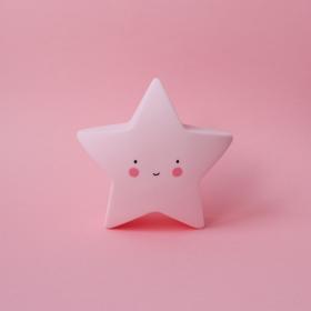 """Детский ночник """"Pink Star"""""""