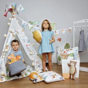 """Вигвам-палатка для детей """"Forest Party"""""""