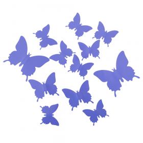 """Комплект 3D наклеек """"Butterflies"""""""