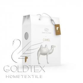 """Одеяло """"Golden Camel"""" шерсть верблюжья/сатин-жаккард"""