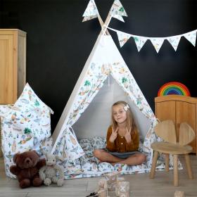 "Детская палатка вигвам ""Native Party"""