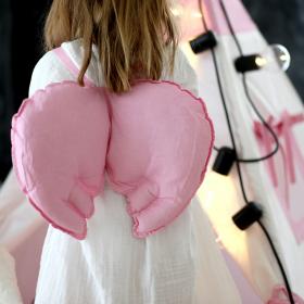 """Крылья """"Simple Pink"""""""