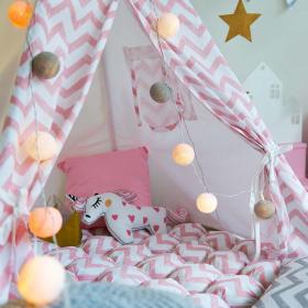 """Подушка """"Simple Pink"""""""