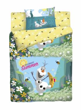 Комплект постельного белья Disney OLAF Лето