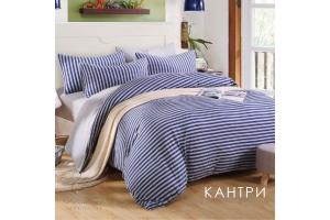 """Комплект постельного белья """"Кантри"""" 2-х сп"""