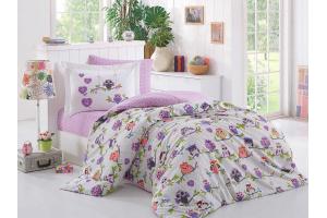 """Комплект постельного белья  """"CANDY"""", лиловый"""