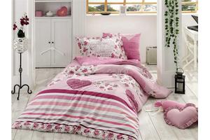 """Комплект постельного белья  """"BELLA"""", лиловый"""