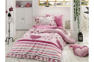 """Комплект постельного белья  """"BELLA"""", фиолетовый"""