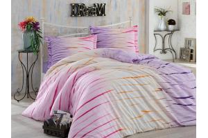 """Комплект постельного белья  """"BATIK KIRIK"""", лиловый"""