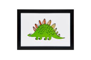 Постер Стегозавр