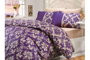 """Комплект постельного белья  """"AVANGARDE"""", фиолетовый"""