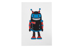 Открытка Robot Harry