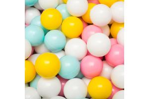 """Сет из 200 шаров для детского сухого бассейна """"Драже"""""""