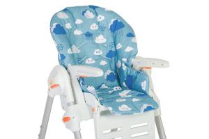 """Съемный чехол """"Clouds"""" для стульчика для кормления"""