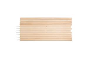 Палки для вигвама (комплект из 4-х штук)