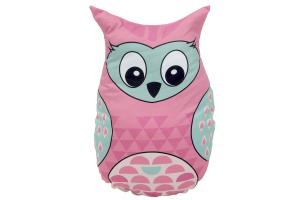 """Игрушка-подушка """"Pink Owl"""""""